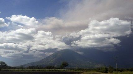 Вулкан Чапаррастике
