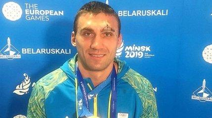 Боксер Выхрист прокомментировал свою победу на Европейских играх-2019