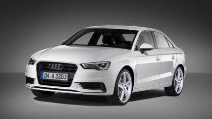 Компактный седан Audi A3