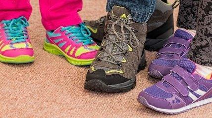 Как правильно выбрать обувь своему ребенку - советы родителям
