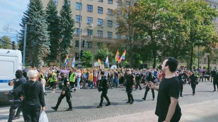 ЛГБТ-прайд в Харькове