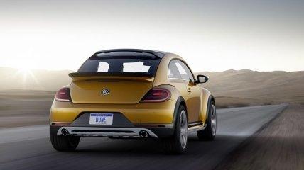 """Знакомьтесь: новый пустынный Volkswagen """"Жук"""""""