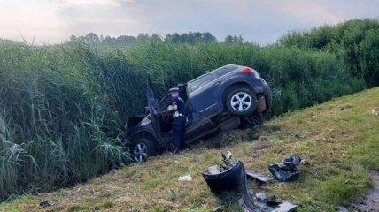ДТП с украинцами в Польше: второй пострадавший скончался в больнице