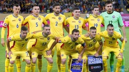 Определился спарринг-партнер сборной Украины