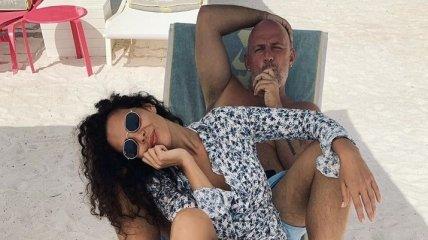 Женатые Потап и Настя Каменских показали, как проводят медовый месяц