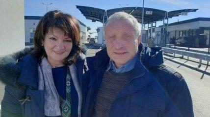 Политзаключенный Николай Семена вернулся в Украину