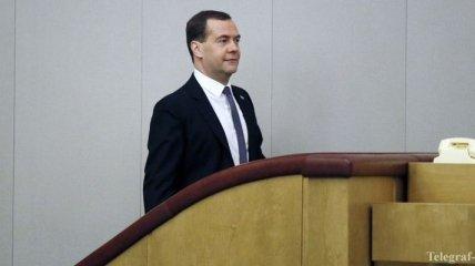 Медведев: Интересы России как поставщика газа соблюдены