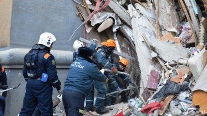 В МЧС РФ сообщили, число жертв, которых уже достали из-под завалов в Магнитогорске