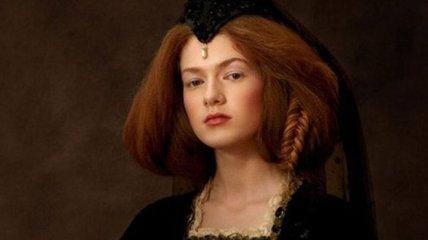 Чарующие фотопортреты женщин в духе фламандской живописи