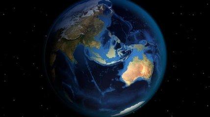 Геологи: Индо-Австралийская плита раскалывается надвое