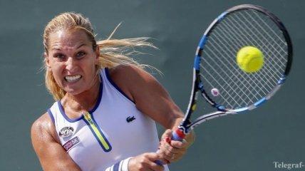 Именитая теннисистка закончила карьеру в 30 лет