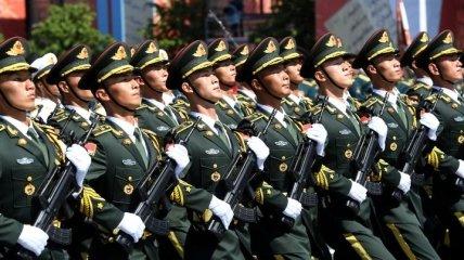На Западе сравнили военный потенциал Китая и России