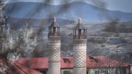 """Война не всё погубила: как выглядит """"жемчужина Карабаха"""" после возвращения в Азербайджан (фото)"""