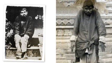 Индийский мальчик-волк, или реальный Маугли: удивительная и трагичная история Дины Саничар (Фото)