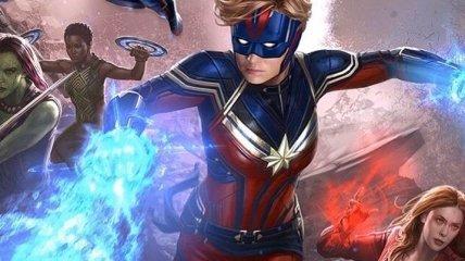 """Marvel Studios начала работу над продолжением супергеройского блокбастера """"Капитан Марвел"""""""