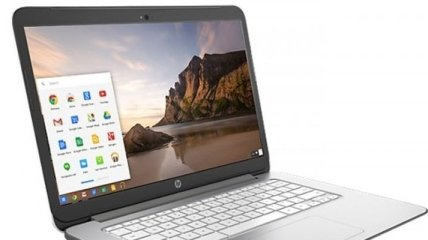 Представлен сенсорный Chromebook 14-x050nr Touch от HP