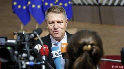 Президент Румынии отклонил требование главы минюста уволить генпрокурора страны