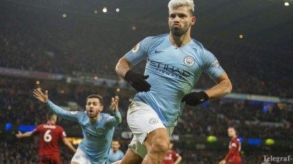 Манчестер Сити нанес Ливерпулю первое поражение в текущем сезоне АПЛ
