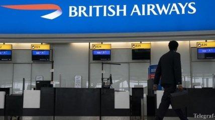 British Airways осуществит половину отмененных рейсов