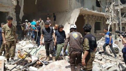 """В двух регионах Сирии вступил в силу """"режим тишины"""""""
