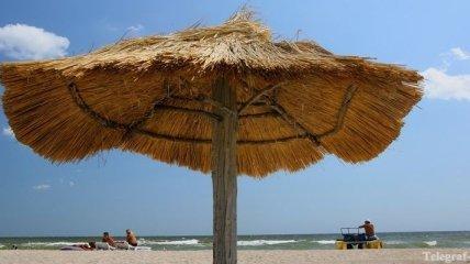 Под конец сезона СЭС разрешила купаться на всех пляжах Одессы