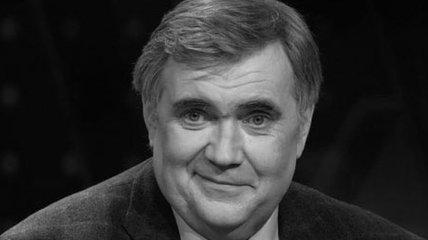 Умер известный российский комментатор, работавший в Украине