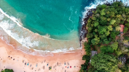 Лазурний берег Індійського океану можна буде побачити без ПЛР-тестів