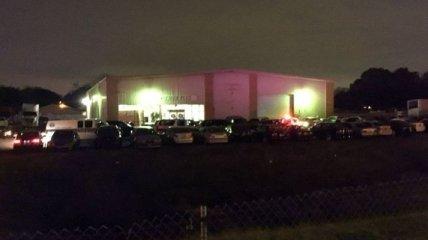 Мужчина в Хьюстоне устроил стрельбу на работе