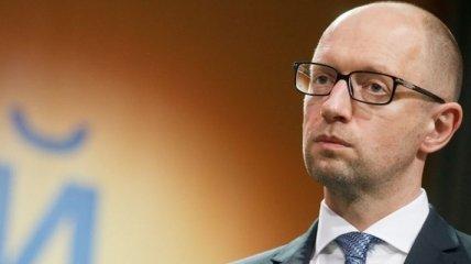 Яценюк поздравил лидера Либеральной партии Канады с победой на выборах