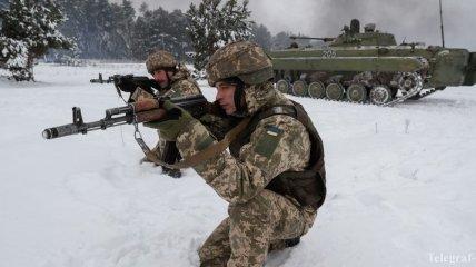 Ситуация в зоне ООС: боевики нарушают режим тишины