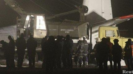 Комментарий выжившего в авиакатастрофе в Донецке (Видео)