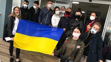 Еще 38 граждан прибыли в Украину из Турции