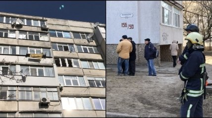 В бердянской многоэтажке прогремел взрыв: двое погибли, за жизнь третьей борются медики (фото)