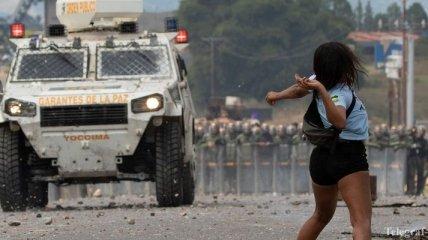 США вводят новые санкции против сторонников Мадуро