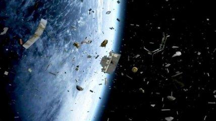 Космический мусор может остановить эру освоения космоса (Видео)