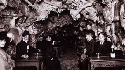 Адское кабаре Парижа: дикая ночная жизнь XIX века (Фото)