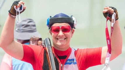 На Олимпиаде в Токио установили два рекорда в стендовой стрельбе