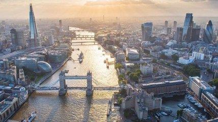 Невероятные аэрофотографии Лондона, от которых захватывает дух (Фото)