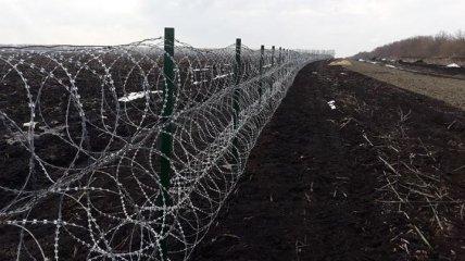 ГПСУ сообщает об активных работах по обустройству границы с РФ