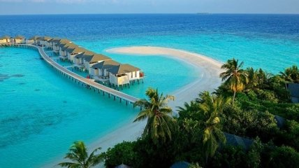 Арахамию заметили на Мальдивах: сколько стоит отдых в отеле, где остановился нардеп (фото)
