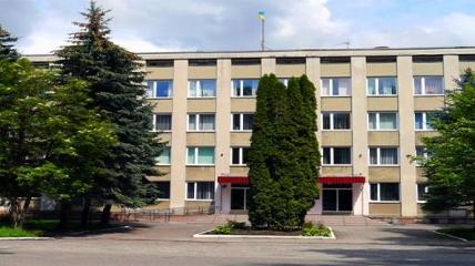 Будівля РДА в Миколаєві
