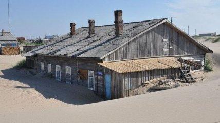 Песчаный оазис: Рыбацкая деревня Шойна (Фото)