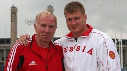 Экс-тренер Поветкина: Шансы на победу в бою с Кличко у Саши хорошие