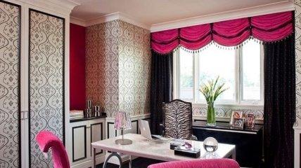 Идеи для украшения интерьера красивыми шторами (Фото)
