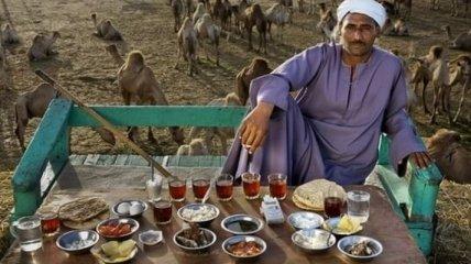 Что обычно едят люди в разных уголках планеты (Фото)