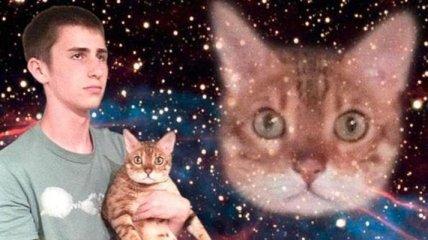 Мужчины с домашними кошками по версии независимых женщин (Фото)