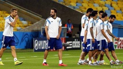 ЧМ-2014. Превью матча Аргентина - Босния