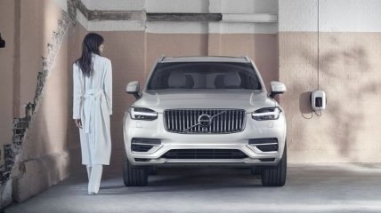 Volvo готовит полностью электрический XC100