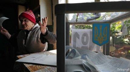 За месяц до выборов место голосования сменили более 13 тыс украинцев