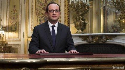 Олланд рассчитывает на прогресс по итогам переговоров в Астане